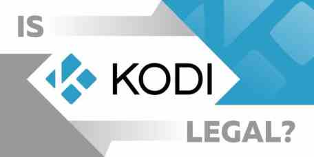 Kodi is Legal