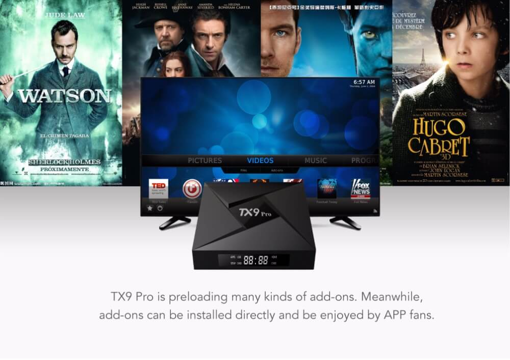 TX9 Pro Android TV Box