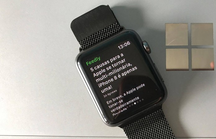 Apple Watch with LTE to be introduced with iPhone 8