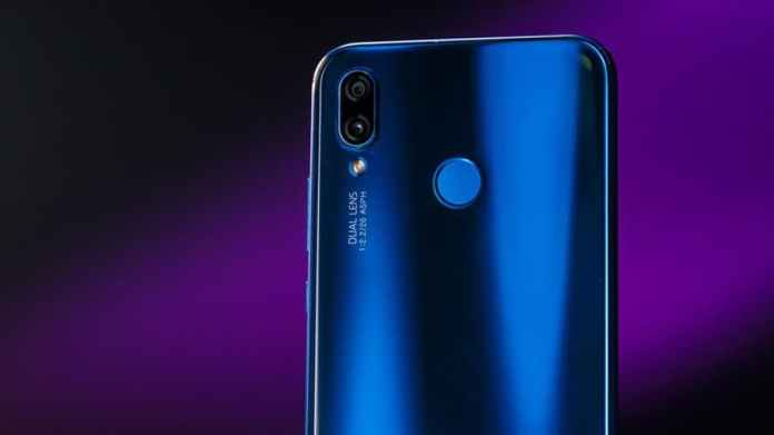 Xiaomi's new smartphone is expected to have a similar backside to the Huawei P20 Lite