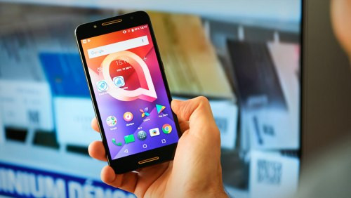 Alcatel A7: the complete test