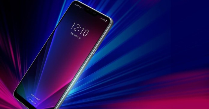 Android This is the first look at the future LG G7 ThinQ