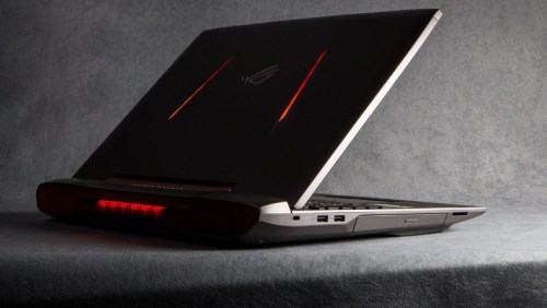 Asus ROG G752VS: the full test