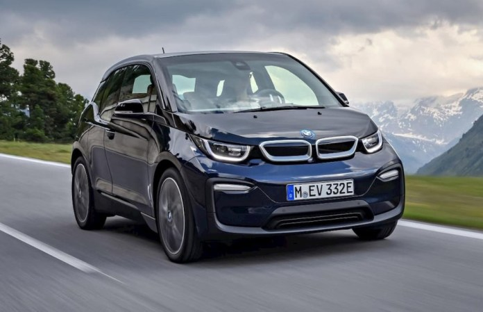 BMW holds contract that will give it wings to face Tesla