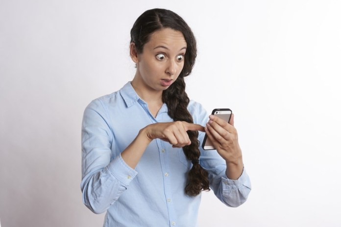 Caution! Fraudulent SMS continues to circulate and on behalf of more businesses