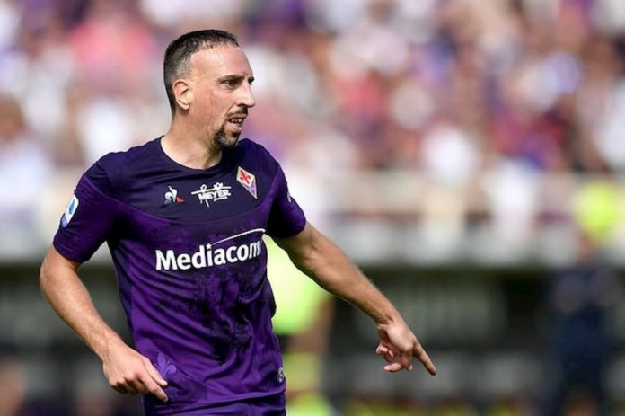 Fifa 20: Franck Ribéry angry at his face in the game