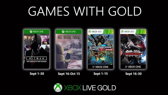 Have you seen the free Xbox Live Gold games of August? They arrive on Sunday!