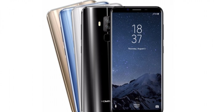 Homtom S8: A quality Android for the price requested