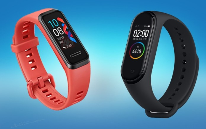 Huawei Band 4 Pro: Here's the competitor to Xiaomi Mi Band 4