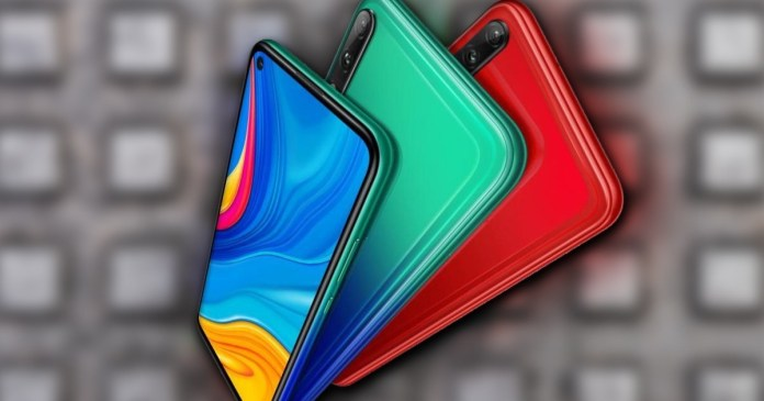 Huawei Enjoy 10: New 'budget' smartphone has design and specifications unveiled