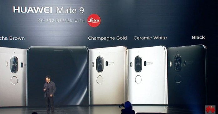Huawei Mate 10 will be presented on October 16 in Munich