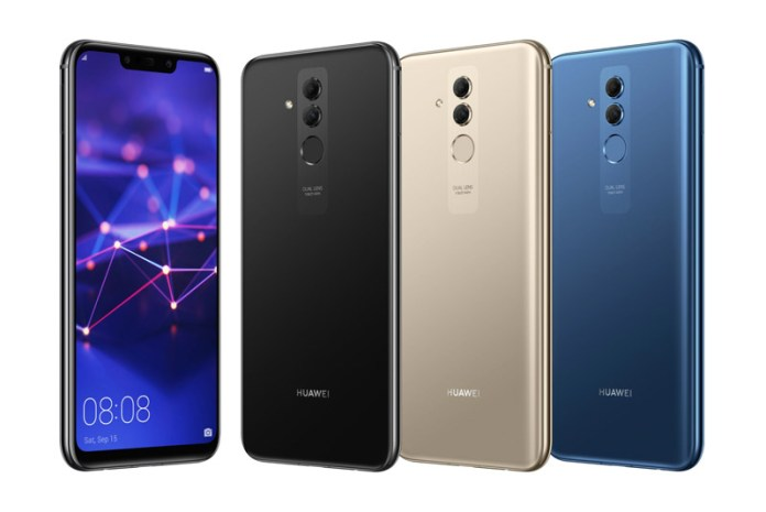 Huawei Mate 20 Lite: Some of your specs confirmed