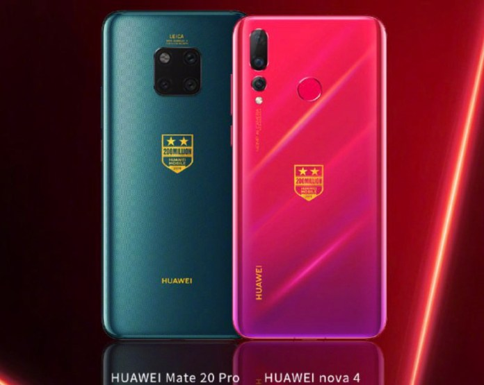 Huawei Mate 20 Pro Android smartphones 1