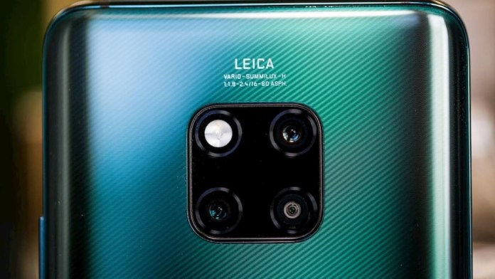 Huawei Mate 30 Pro will bet on cinema lens video