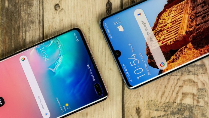 Huawei will end the year close to toppling Samsung. You see