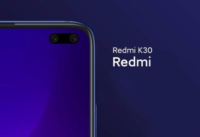 Is this the first real image of the Xiaomi Redmi K30 (Mi 10T)?