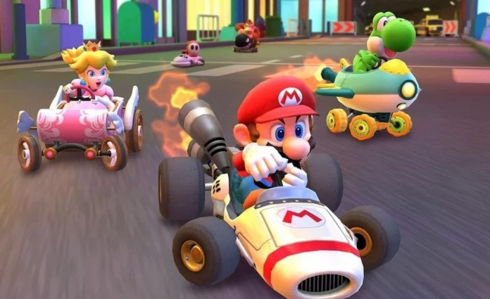 Mario Kart Tour on Android and iOS: Know when you'll be able to accelerate