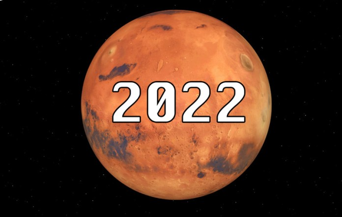 Space X - Elon Musk wants to send the first mission to Mars in 5 years!