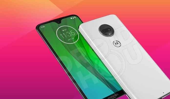 Motorola Moto G7: Confirmed Some Specifications and Android Pie