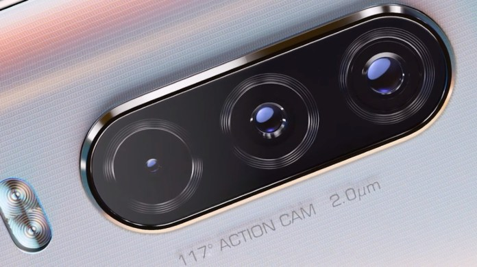 Motorola One Action is the mid-range of the moment! Watch the action camera videos in action!