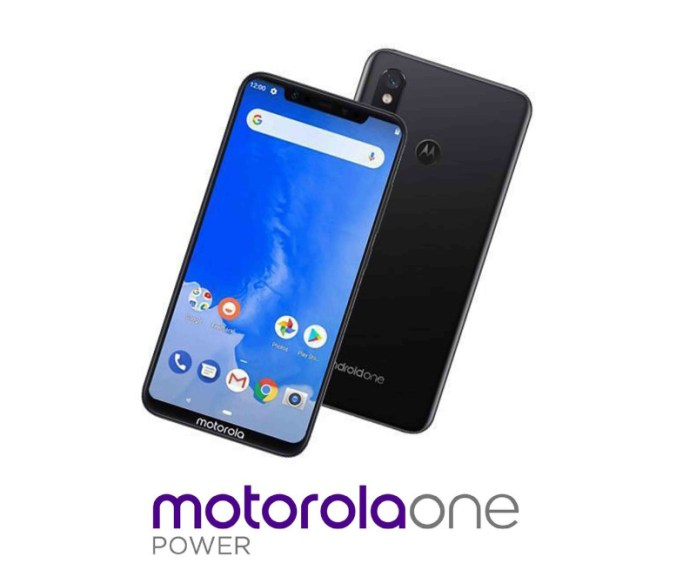Motorola One Power Android One Geekbench