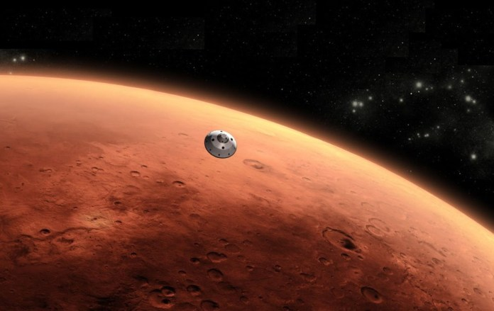 """NASA and ESA want to bring """"stones"""" from Mars in two new missions"""