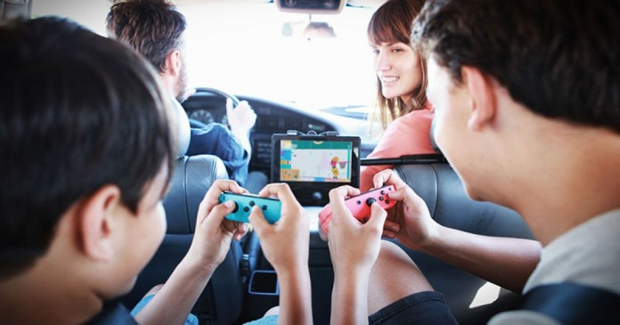 Nintendo Switch already has over 10 million consoles sold!