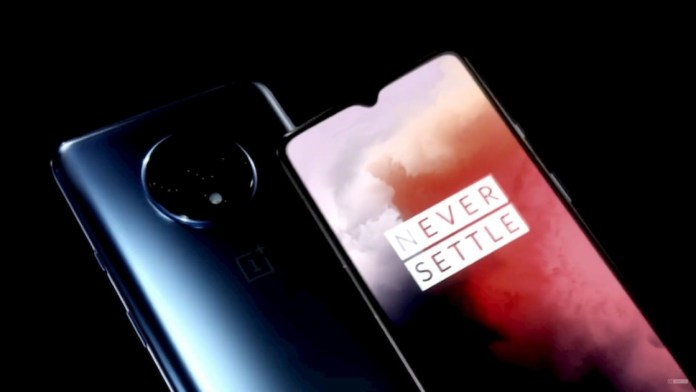 OnePlus 7T. Update brings the camera to life: knows the details