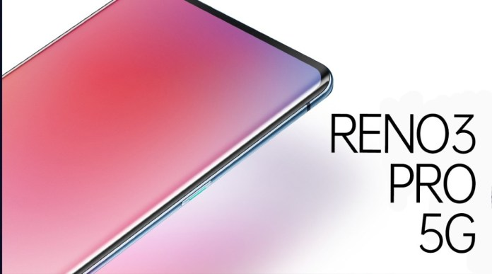 Oppo Reno 3 Pro: Redmi K30 rival has revealed specifications and design