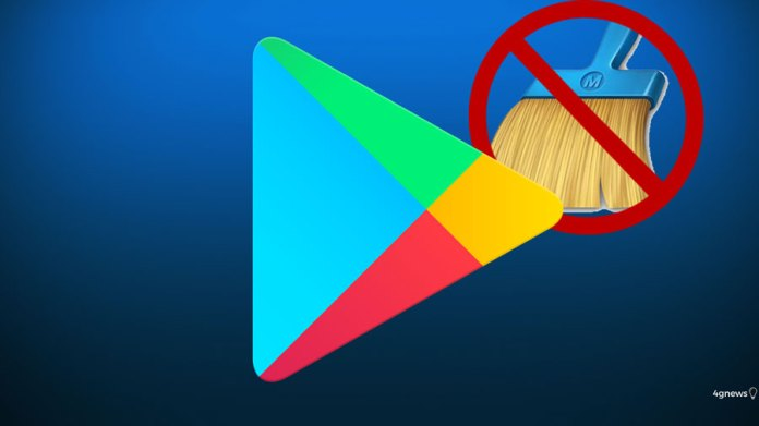 Google Play Store: Clean Master and 7 more apps classified as fraud