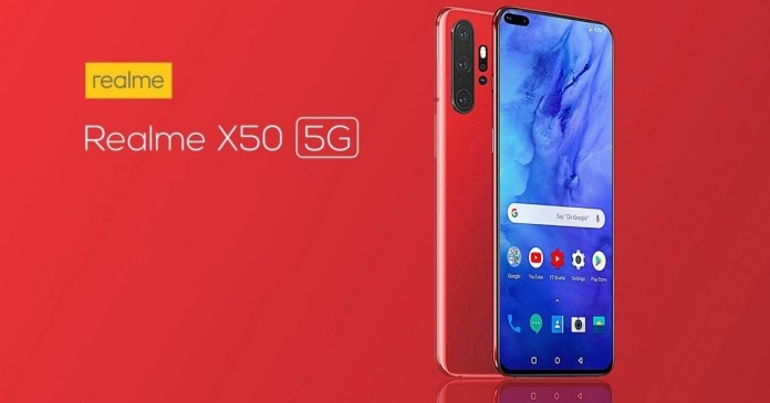 Realme X50 and X50 Lite have specifications confirmed in new leak!