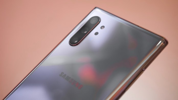 Samsung Galaxy Note 10 and Note 9 receive update, not yet Android 10
