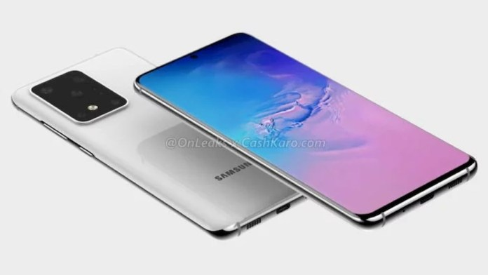 Samsung Galaxy S11 and Galaxy Fold 2. Release date revealed leaking information
