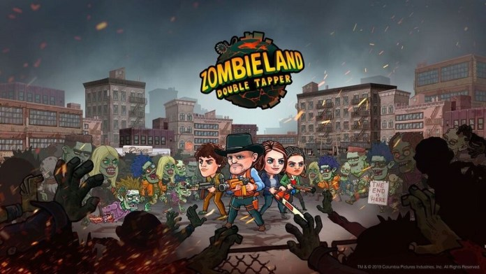 Sony unveils Zombieland: Double Tapper for Android and iOS
