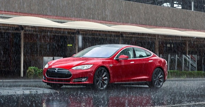 Tesla patent promises to get rid of wipers! Lasers are the solution!