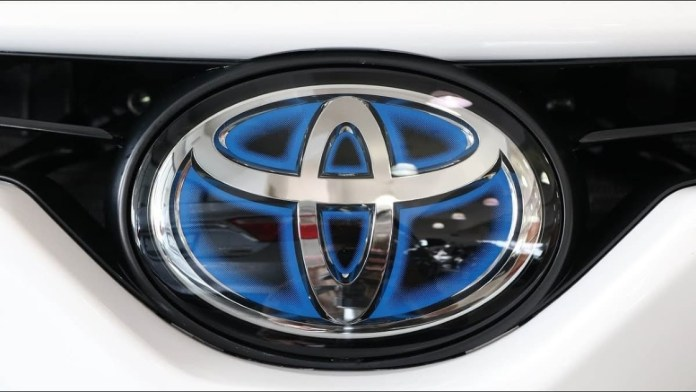 Toyota will launch all-electric vehicles next year