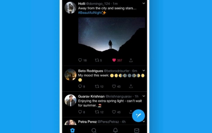 Twitter 'turns the lights off' and finally brings Dark Mode to Android