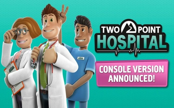 Two Point Hospital: After Big Hit for PC, Will Hit Consoles in Early 2020