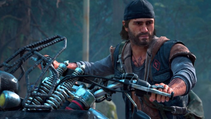 Video shows hilarious bugs in the game Days Gone