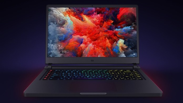 Xiaomi Mi Gaming Laptop 2019 is now official! A real performance monster!