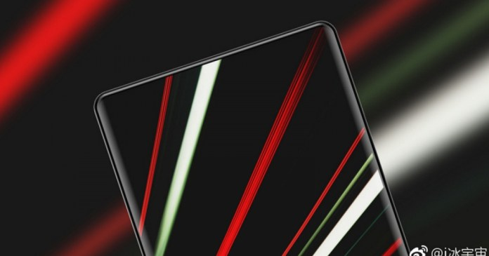 """Xiaomi Mi Mix 2: Front panel is proof of a """"borderless screen""""!"""