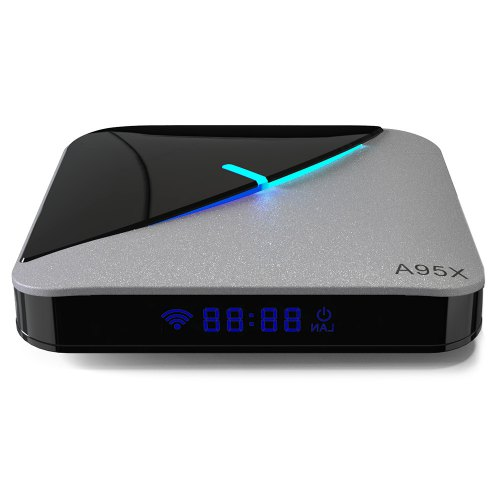 A95X F3 Air Android 9.0 RGB Light 8K Smart TV Box