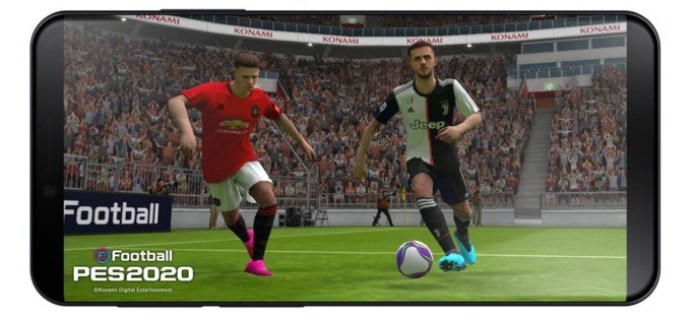 PES 2020 mobile android ios