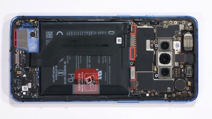 OnePlus 7T Disassembly
