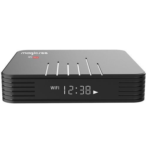 MAGICSEE N5 Max TV Box
