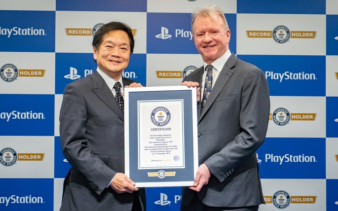 Sony PlayStation Guinness Record