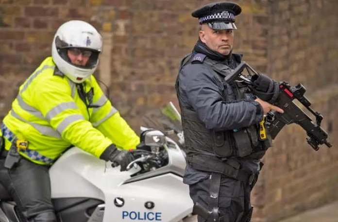 Police look at google maps seriously