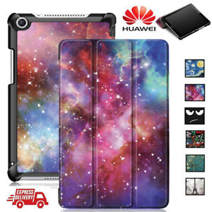 PU Leather Tablet Case For Huawei Honor Tab 5/ MediaPad M5 Lite 8 Magnetic Cover