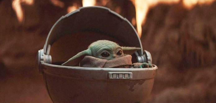 Baby Yoda has had competition (and we don't know how to feel about it)
