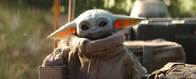 All Baby Yoda (official) that you can book now on Amazon